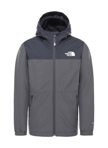 The North Face Warm Storm Erkek Çocuk Mont Gri Gri